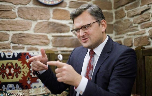 У Европейского совета нет оснований для отмены санкций против РФ, - Кулеба