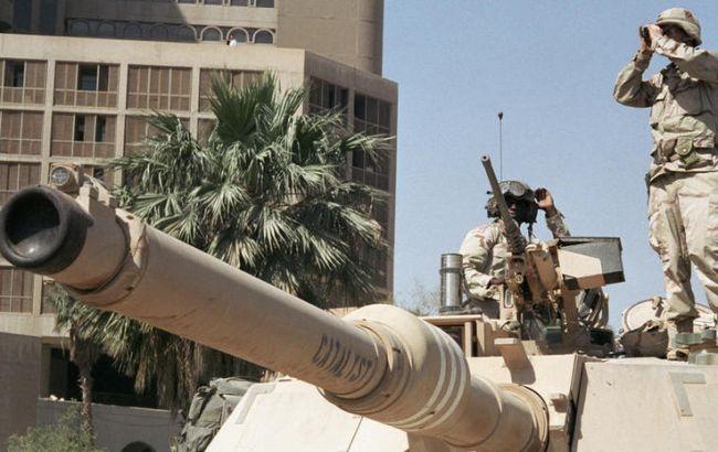 США нанесли авиаудары по боевикам в Ираке и Сирии
