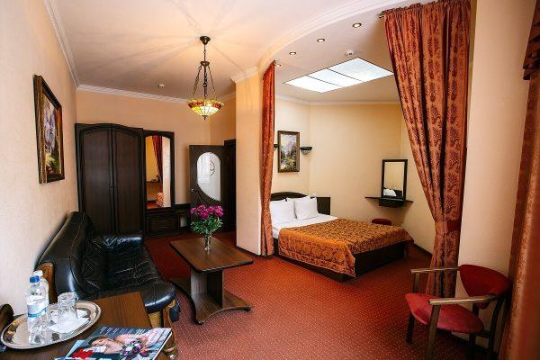Лучший отель во Львове