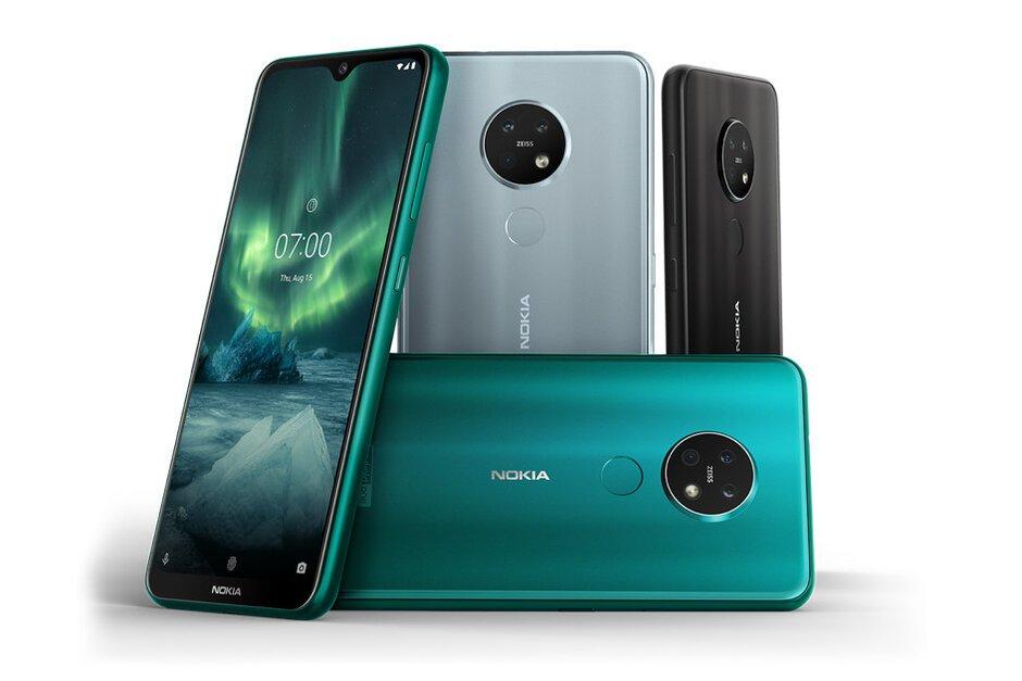 Покупка смартфона Nokia