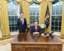 Трамп заявил, что ожидает продолжения диалога с Россией