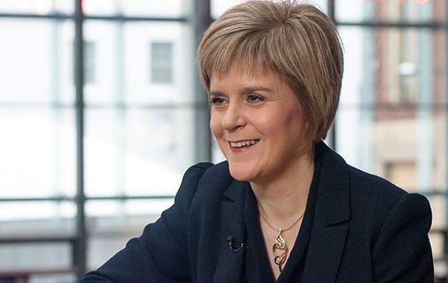 Лондон не сможет удержать Шотландию против ее воли, - Стерджен