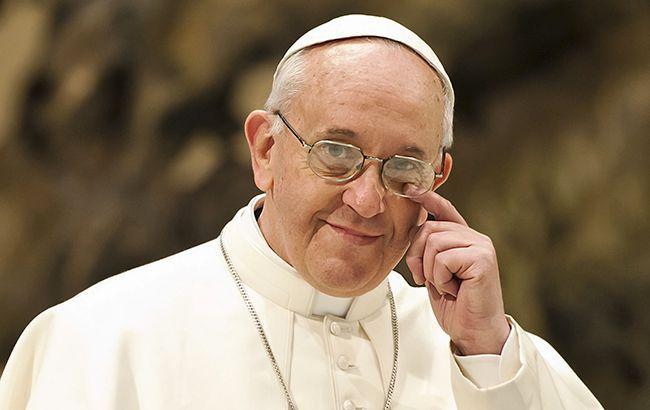 Папа Франциск отслужил ночную Рождественскую литургию