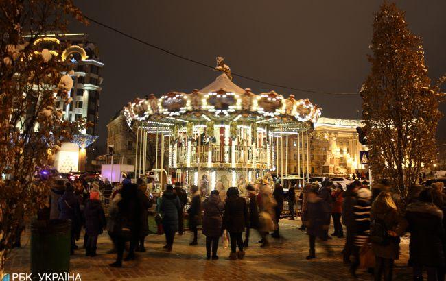 В Киеве усилят меры пожарной безопасности на время новогодних празднований