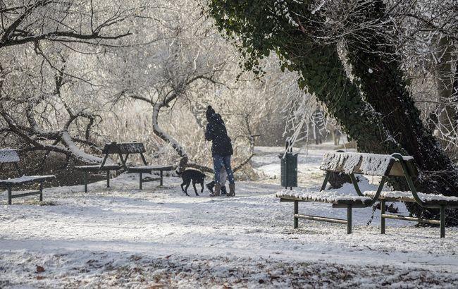 Мороз и немного солнца: синоптики дали прогноз на начало недели