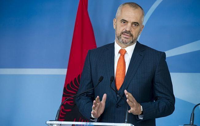 Украина будет в приоритете во время председательства Албании в ОБСЕ, - премьер