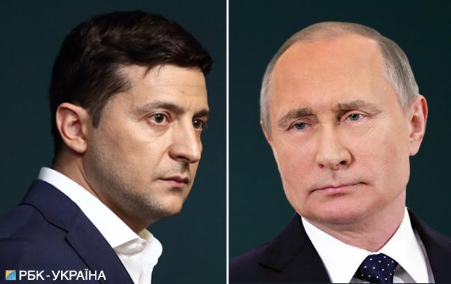 Зеленский и Путин проведут переговоры в Париже