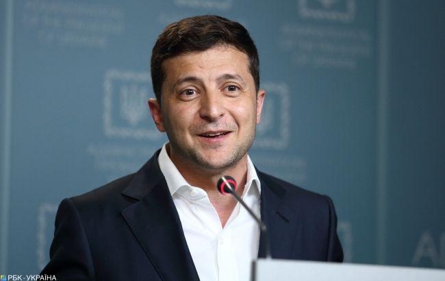 Украина и Россия подписали контракт на транзит газа на пять лет, - Зеленский