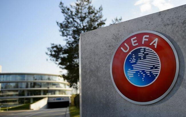 Украина еще ближе подпустила конкурентов в таблице коэффициентов УЕФА
