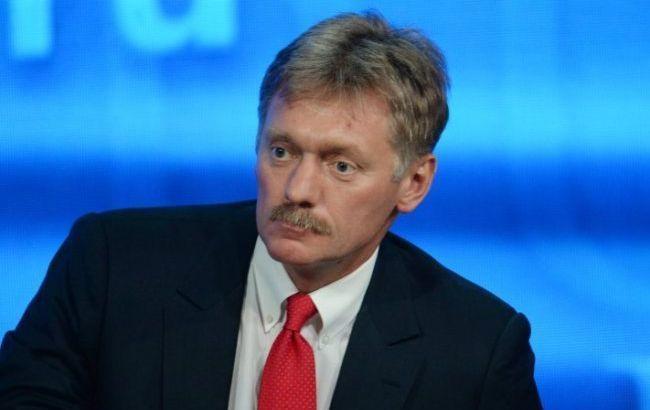 Идея Зеленского создать подгруппу по передаче границы не обсуждалась, - Кремль