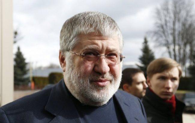 СБУ требует от ПриватБанка согласовывать иски против Коломойского