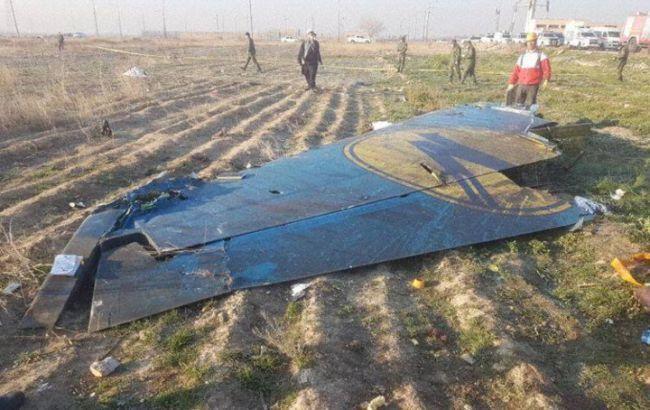 Швеция направит в Иран спецгруппу для помощи семьям жертв самолета МАУ
