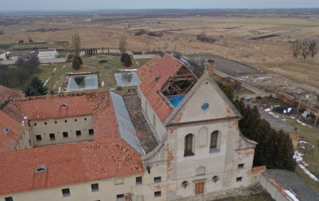 Во Львовской области обрушилась крыша хранилища галереи искусств