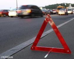 В Днепре на проспекте столкнулись три автомобиля, есть жертвы