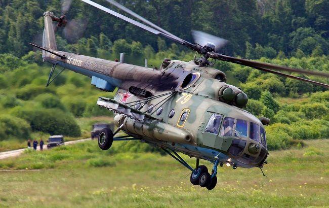 В Афганистане напали на вертолет с украинским экипажем