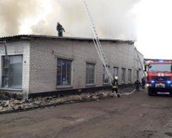 В Авдеевке в пожаре погибли два человека