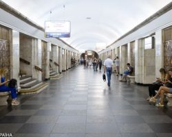 В Киеве метро возобновило работу