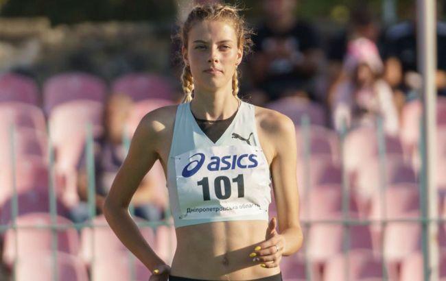 Украинская спортсменка установила мировой рекорд по прыжкам в высоту