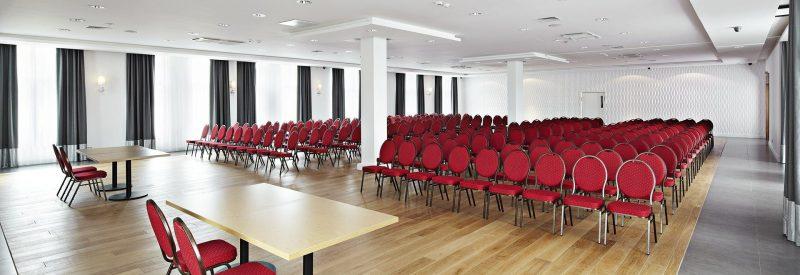 Конференц-залы разной вместительности
