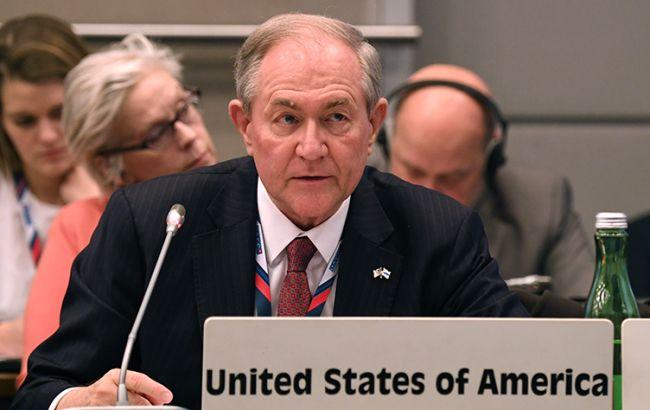 США в ОБСЕ выступили за выборы на Донбассе после вывода российских войск