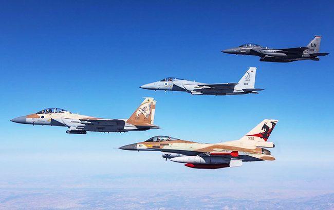 Авиация Израиля ударила по сектору Газы