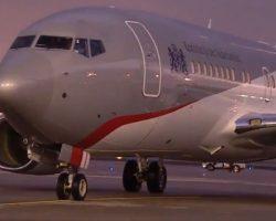 Король Нидерландов лично пилотировал самолет, которым прилетел в Израиль