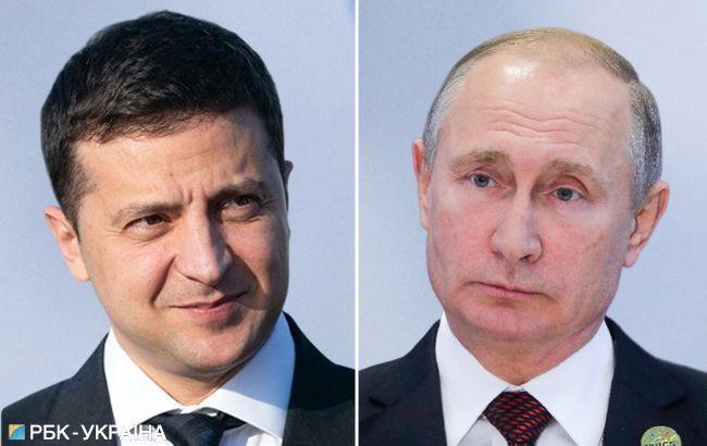 Зеленский об отношениях с Путиным: он понимает мою позицию о независимой Украине