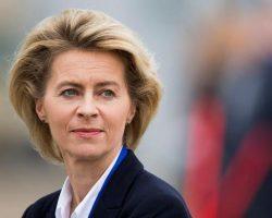 Президент ЕК отметила быстрый темп реформ в Украине