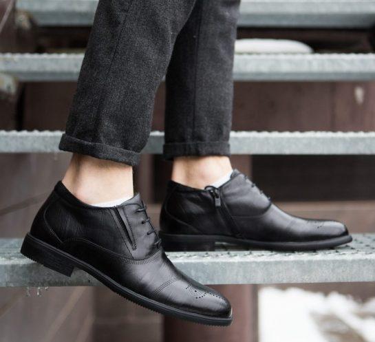 Где купить качественные классические мужские туфли