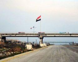 В Сирии впервые за семь лет открыли дорогу Дамаск-Алеппо
