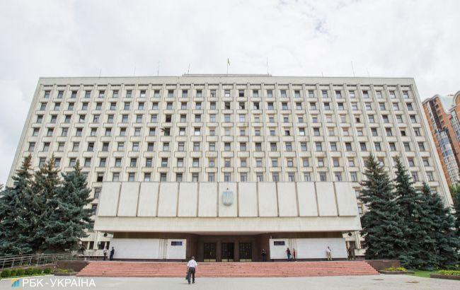 ЦИК зарегистрировал еще четырех кандидатов на довыборах в Раду в 179 округе