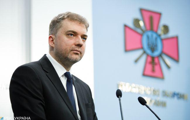 Украина выступает против разведения сил по всей линии соприкосновения на Донбассе
