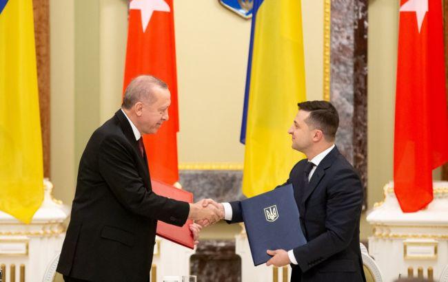 Украина и Турция упростили обмен водительских прав