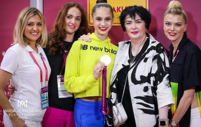 Федерация гимнастики объяснила участие украинской сборной на соревнованиях в Москве