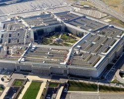 В США попытались подорвать автомобиль возле Пентагона