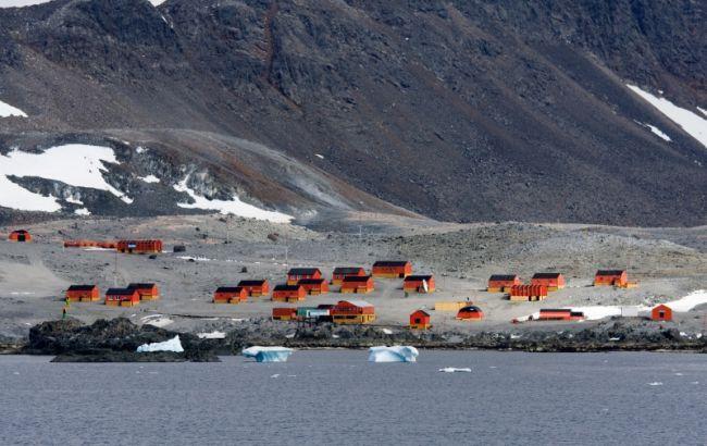 На Антарктиде зафиксировали новый температурный рекорд