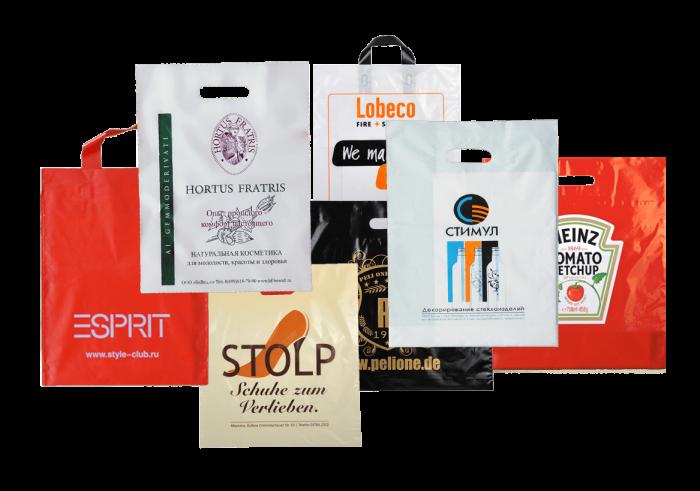 Полиэтиленовые и бумажные пакеты на любой вкус