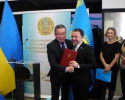 В Харькове открылось консульство Казахстана