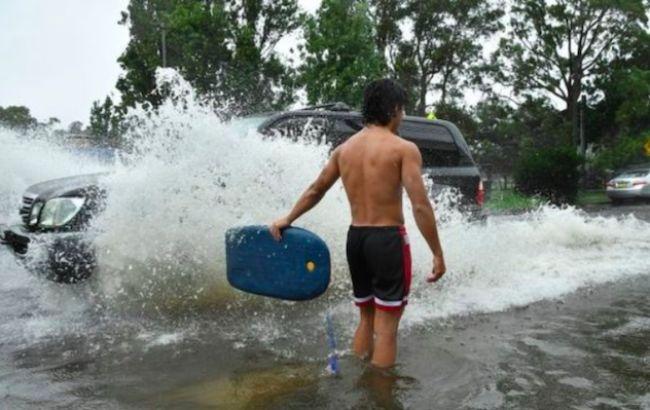 В Австралии эвакуируют людей из-за наводнений