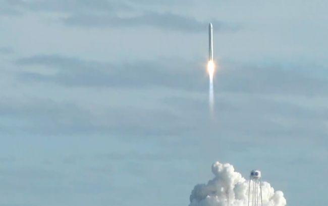 В космос запустили американо-украинскую ракету с грузовым кораблем