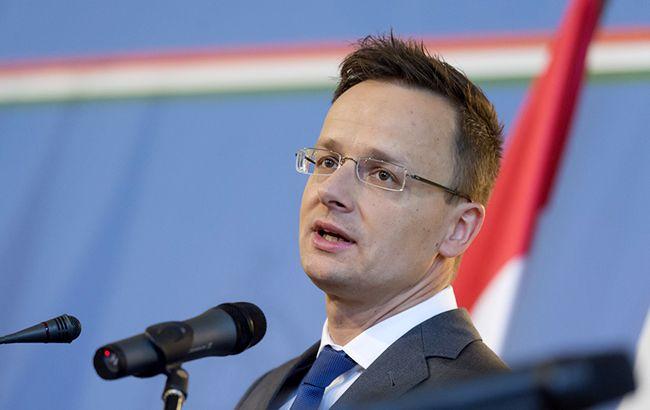 Сийярто допустил встречу Орбана с Зеленским уже этой весной