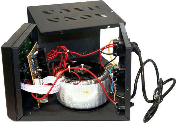 Безопасность электро приборов при помощи специальной установки