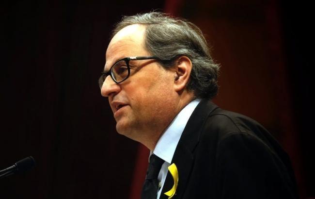 Независимость Каталонии неизбежна, - Торра