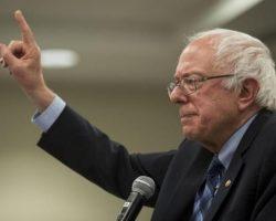 Демократ Сандерс лидирует на праймериз в Неваде