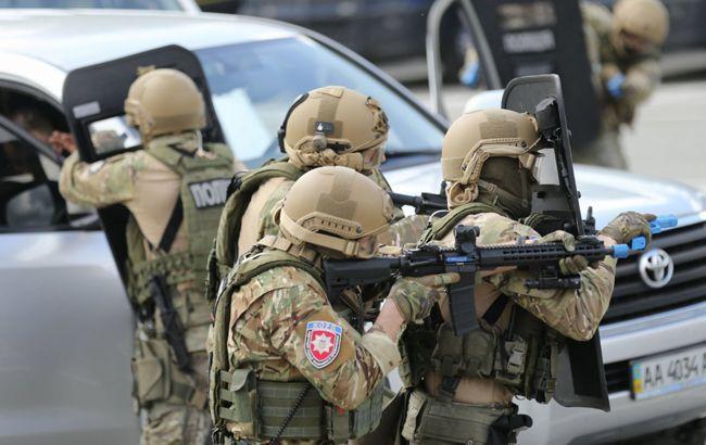 В Киевской области начались масштабные антитеррористические учения