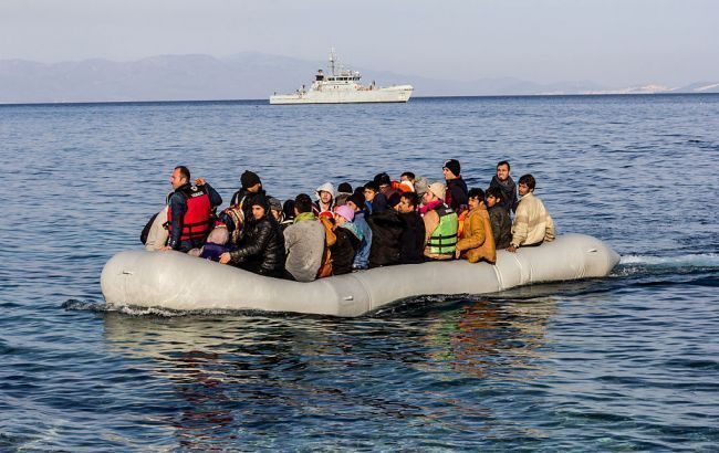 Греция построит два лагеря для беженцев с Ближнего Востока