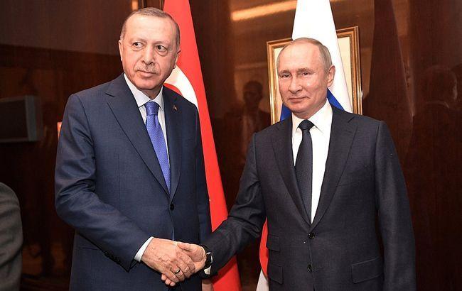 Стало известно, когда встретятся Эрдоган и Путин