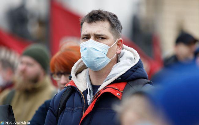 Коронавирус в Украине: количество зафиксированных случаев на 23 марта