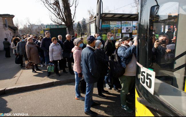 В КГГА объяснили, как получить пропуск в общественный транспорт