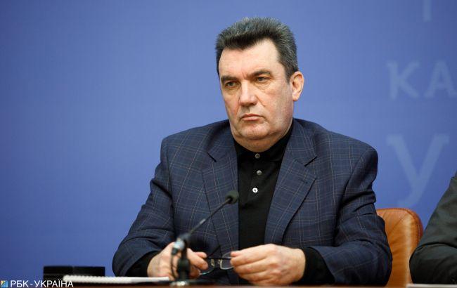 Сивохо не был уполномочен официально представлять СНБО, - Данилов